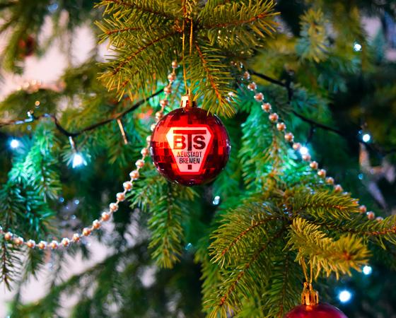 """Frohe Weihnachten und ein ganz herzliches """"Dankeschön"""""""